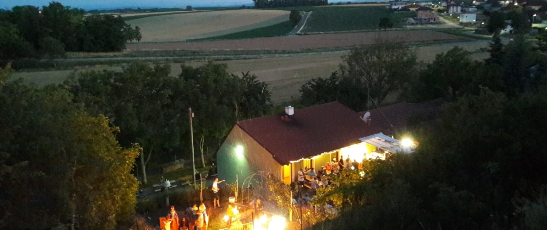 BSW Sonnwendfeuer im Kitzbüheler