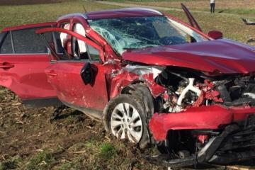 T2 – Schwerer Verkehrsunfall