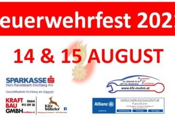Feuerwehrfest 2021